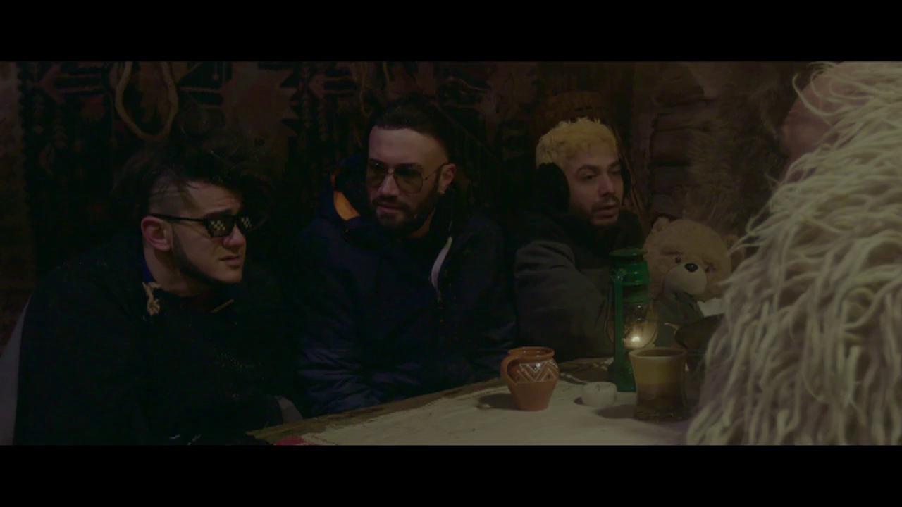Roby, Malone și Robotzelu' o găsesc în casa ciobanului, din pustietate, pe Elodia Ghinescu