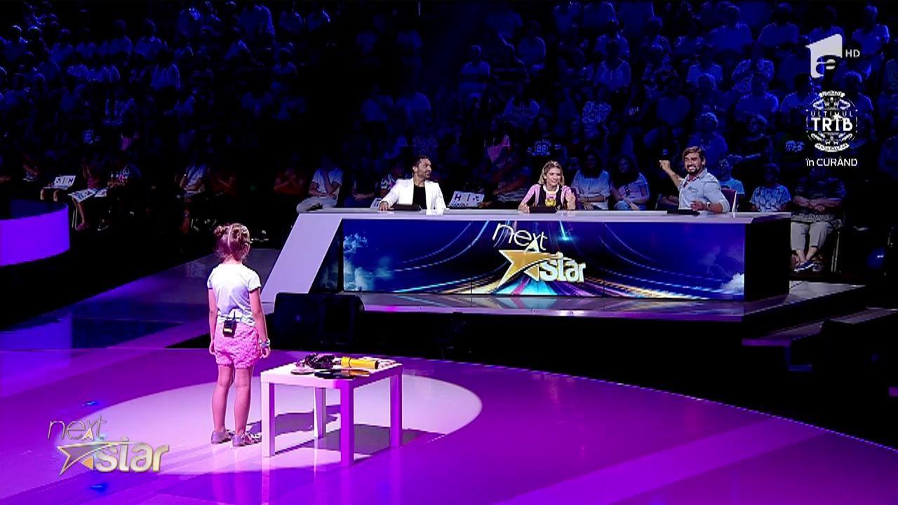Irina Coman, număr de umor care are ca subiect jocurile din copilăria părinților
