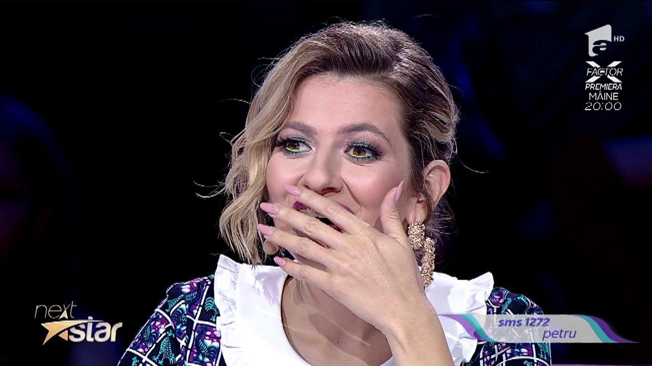"""Petru Olteanu, magie pe scena """"Next Star"""""""