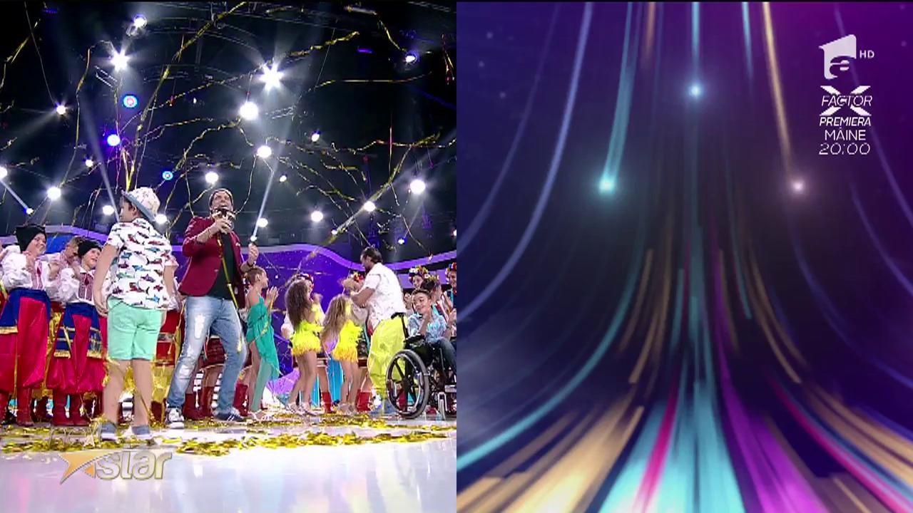 Dragoș Condescu a câştigat finala de popularitate şi premiul de 5.000 de euro, Next Star!