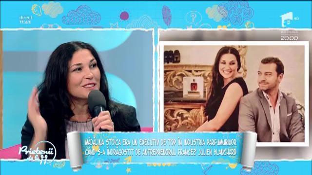 Mădălina Stoica Blanchard Românca Din Vârful Industriei Parfumeriei