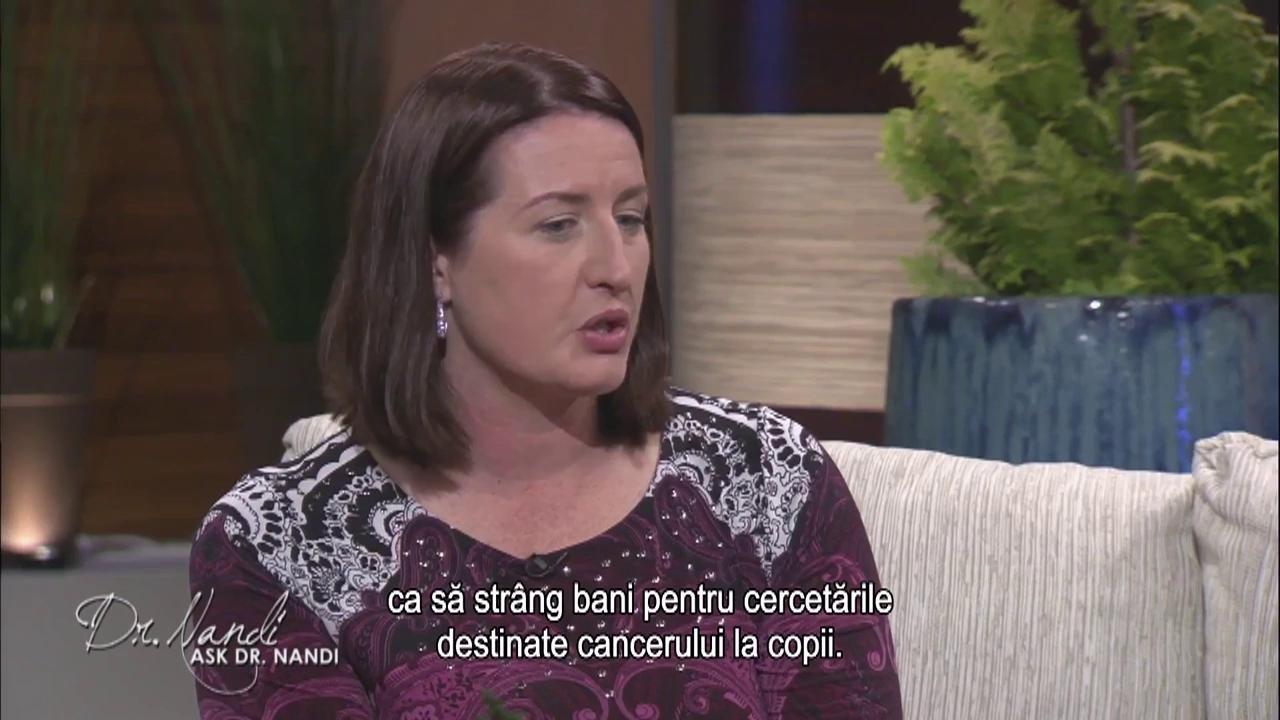 Ask Dr. Nandi - Cancerul la copii