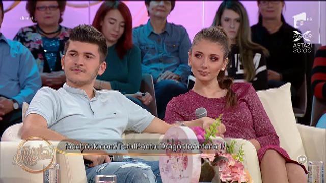 """""""Te iau la mine acasă?"""" Anca și burlacul Bogdan își fac planuri de viitor: """"Ne combinăm facem un copil..."""""""