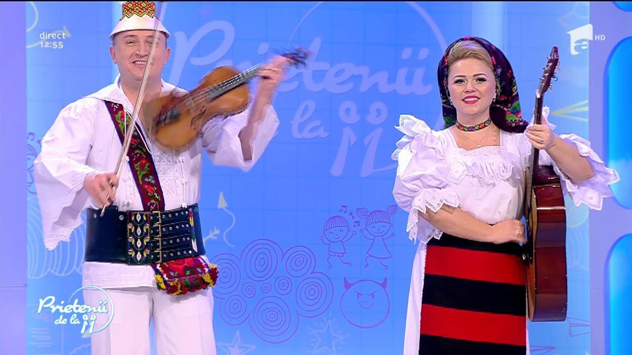 """Cornelia & Lupu Rednic - """"Haida mândră la bătută"""""""