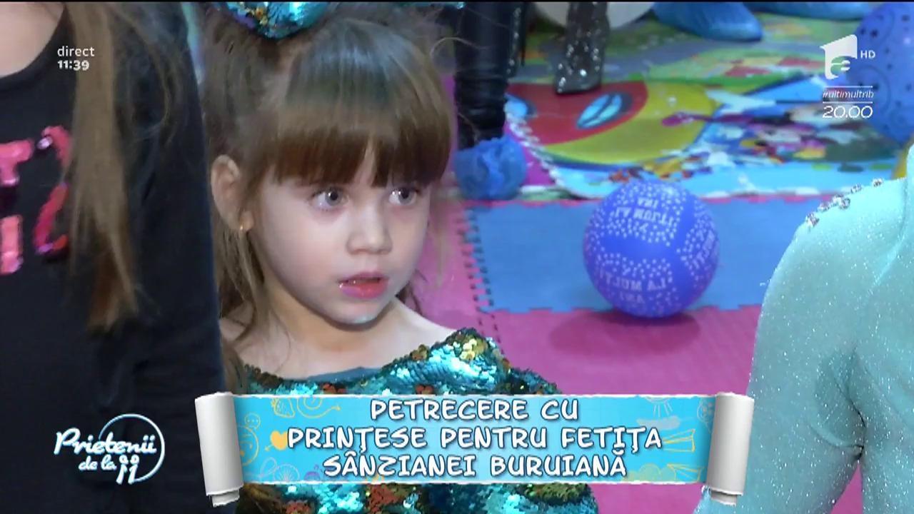 Cum arată fetița celebrei Sânziana Buruiana! Fanii au avut o surpriză uriașă!