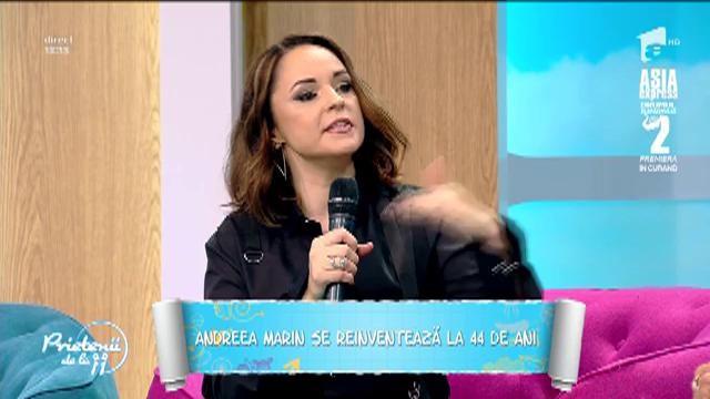 """Andreea Marin, secretul siluetei perfecte: """"Nu mai e timp de amânat!"""""""