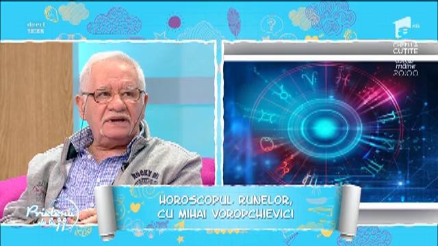 Horoscopul runelor, cu Mihai Voropchievici. Balanțele află un adevăr