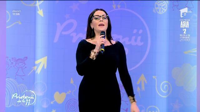 """Angela Rusu cântă, la Neatza, melodia """"Fără iubire"""""""