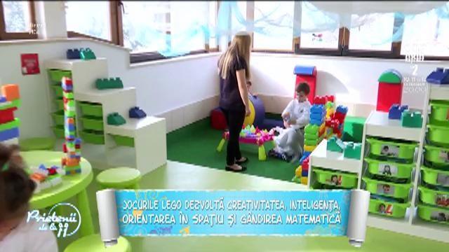 """Lego, jocurile preferate de copii: """"Cei mici își dezvoltă abilitățile de creativitate și imaginație"""""""