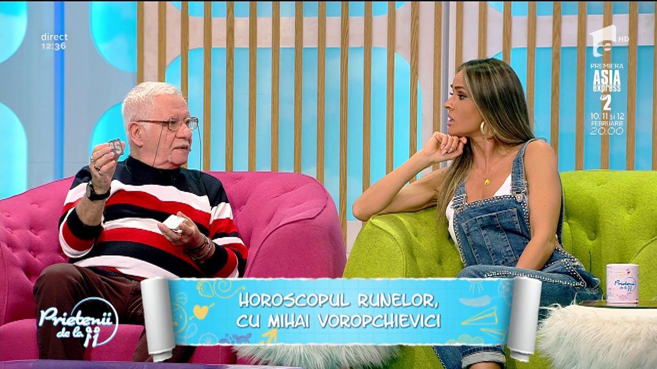 Mihai Voropchievici dezvăluie ce au pregătit runele pentru zilele următoare! Ai noroc sau plângi cu lacrimi amare?