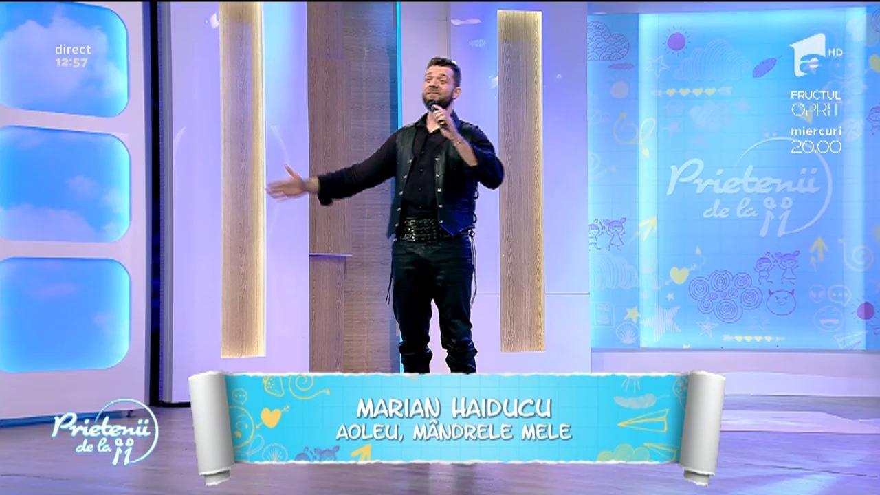 "Marian Haiducu - ""Aoleu, mândrele mele"""