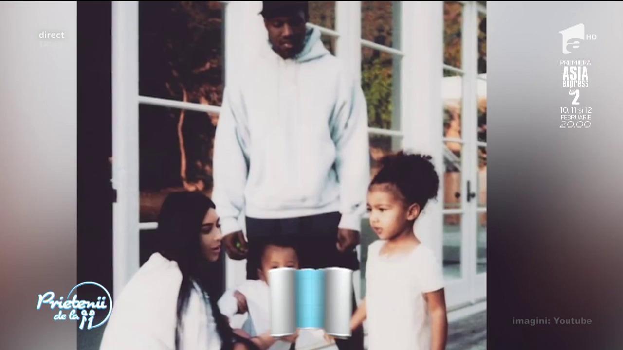 Kim Kardashian şi Kanye West aşteaptă al patrulea copil