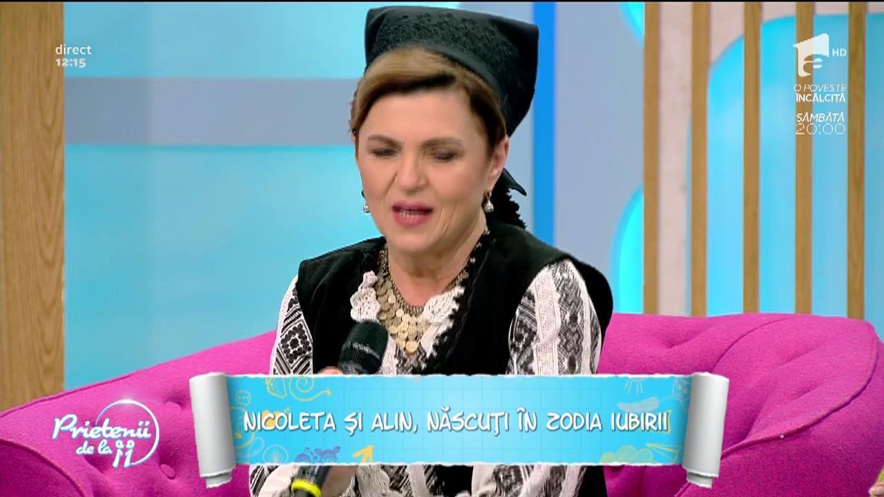 Nicoleta Voica şi Alin Bagiu îşi fac declaraţii de iubire în fiecare zi!