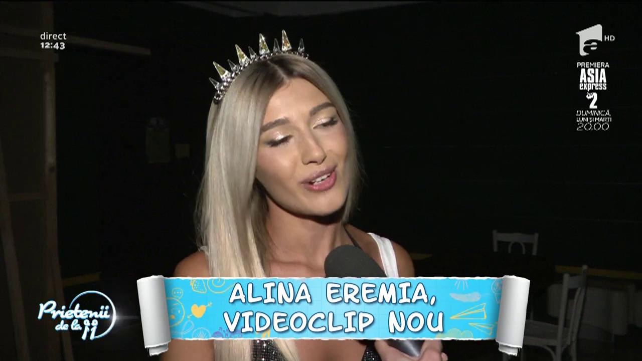 """Alina Eremia are un videoclip nou pentru piesa """"Love & Lover"""""""