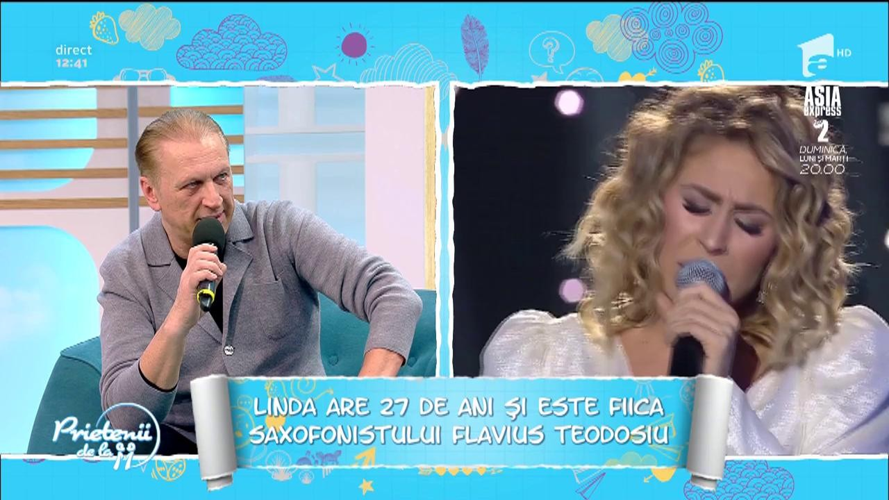 """Linda Teodosiu, în finala Eurovision: """"Pregătesc o coregrafie mai spectaculoasă"""""""