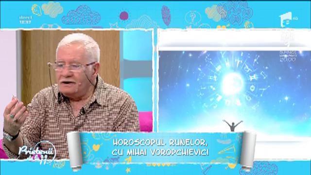 Horoscopul runelor, cu Mihai Voropchievici. Fericire pentru nativii Gemeni
