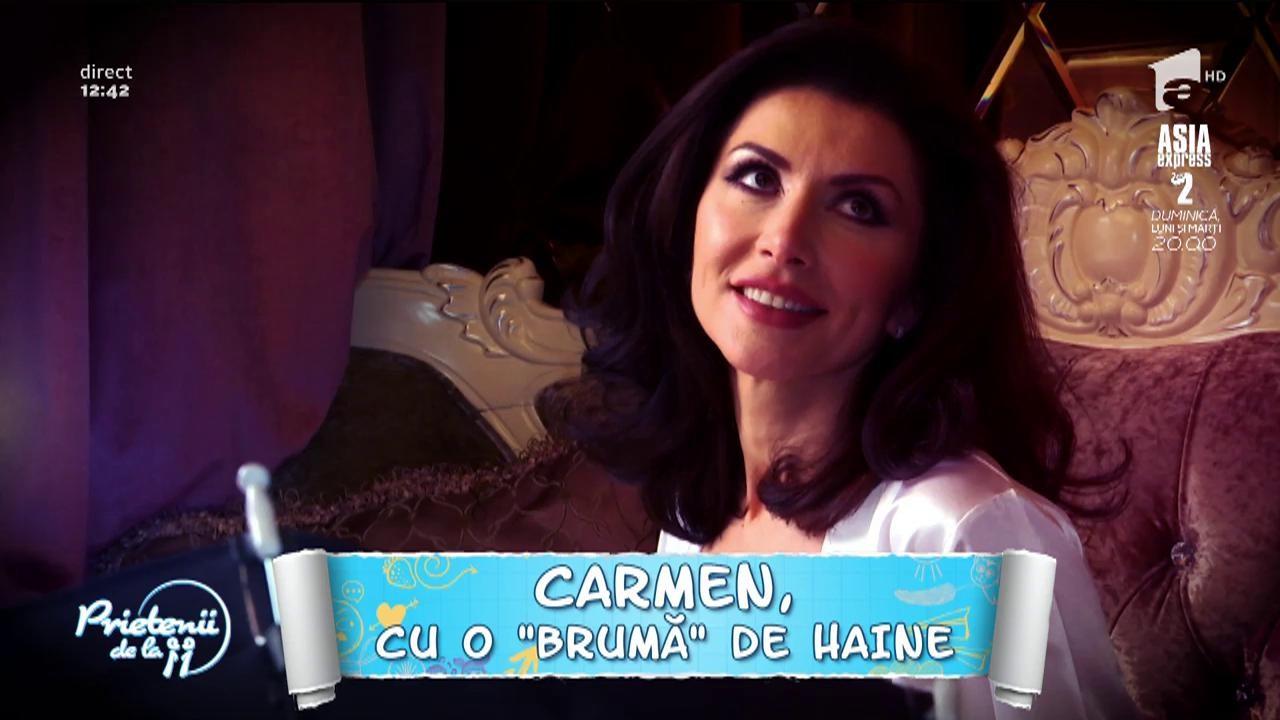 Carmen Brumă pozează în lenjerie intimă la 42 de ani