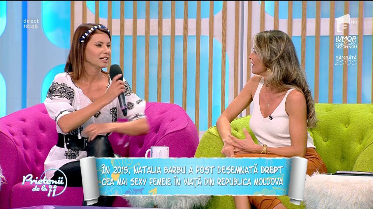 "Natalia Barbu, show cu ""Lăutarii"" din Moldova!"