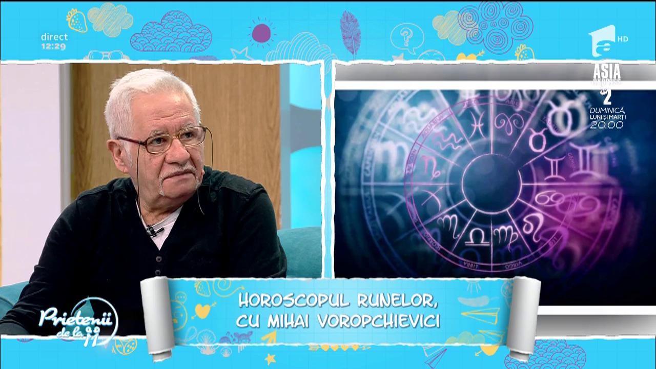 Horoscopul runelor, cu Mihai Voropchievici! Zodia care are parte de schimbări drastice în săptămâna 25-1 martie!
