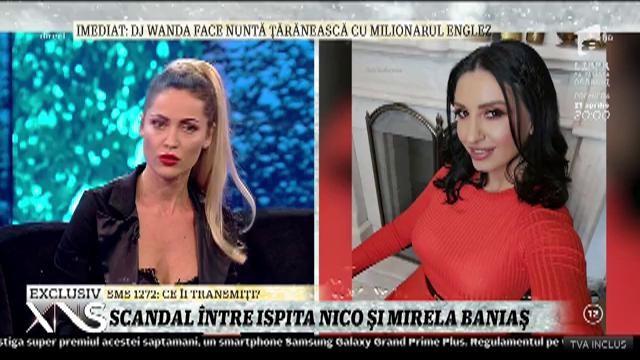 """Război între ispita Nicoleta și Mirela Baniaș: """"E o înșelătorie pe față!"""""""