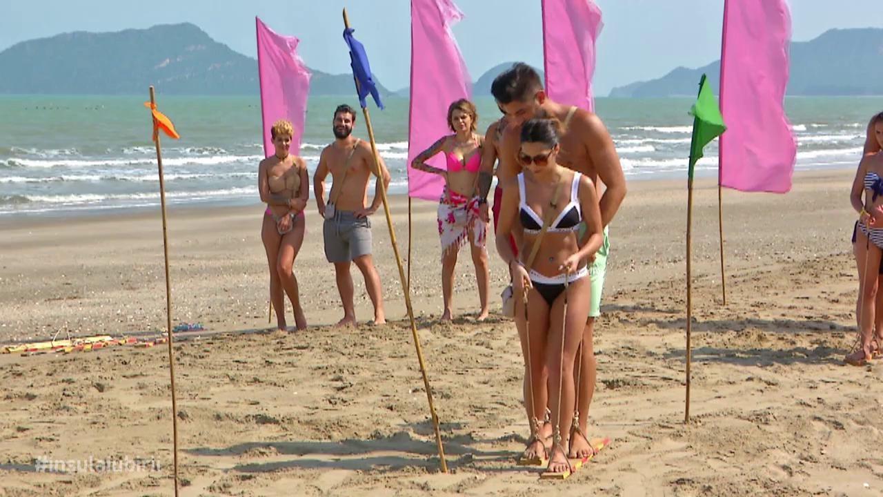 Diana și George, cuplul câștigător de la Insula Iubirii! Ei vor merge într-o vacanță în Bangkok