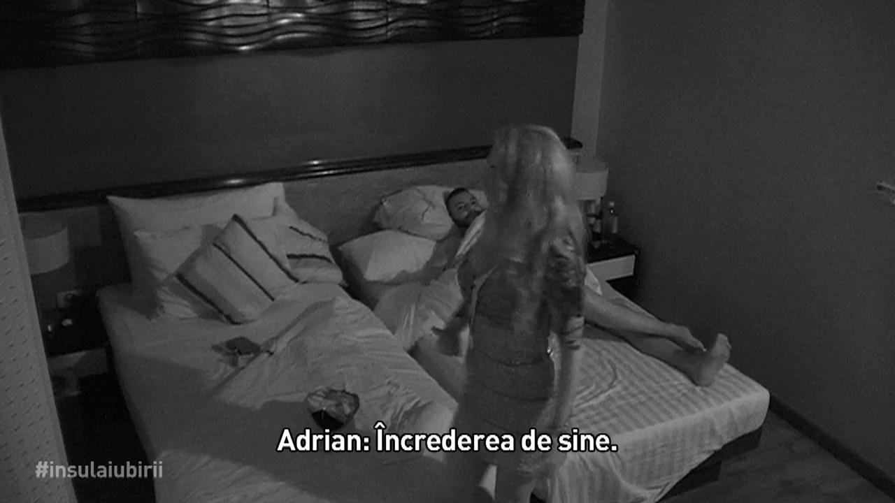 """Adrian, umilit de ispita Maria la """"Insula Iubirii"""": """"Până unde voiai să te umilești ca să fii cu mine în pat? Ești zero barat!"""""""