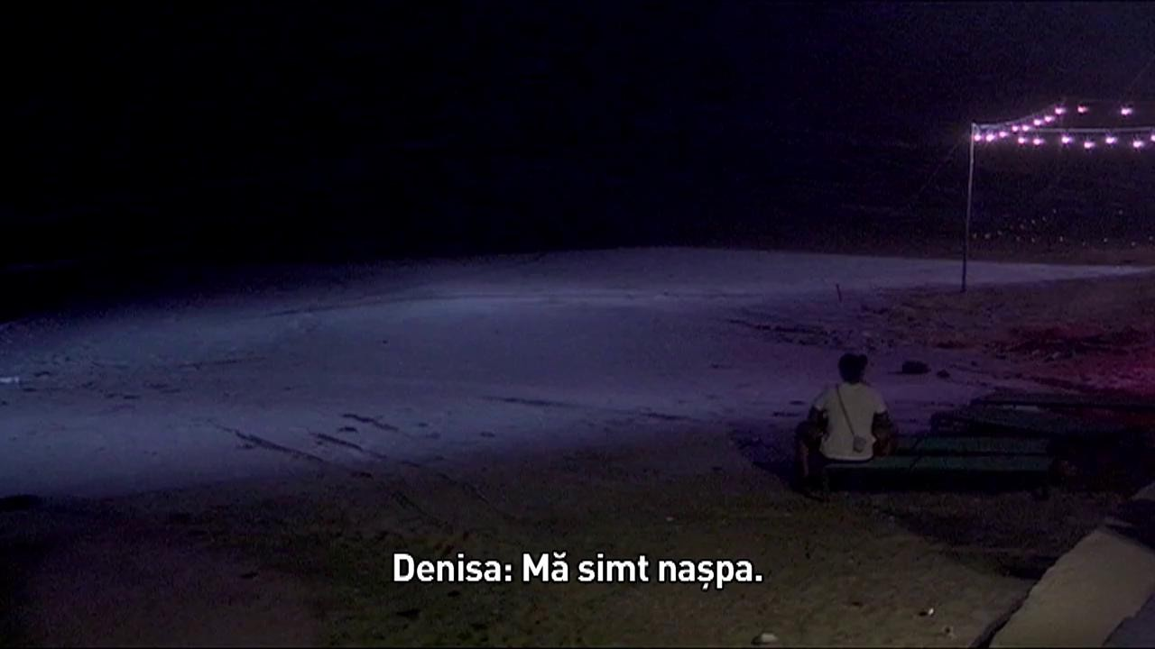"""Denisa, în lacrimi la """"Insula Iubirii"""", după ce a îmbătat-o pe Geanina! Diana: """"E în stare să calce pe cadavre!"""""""