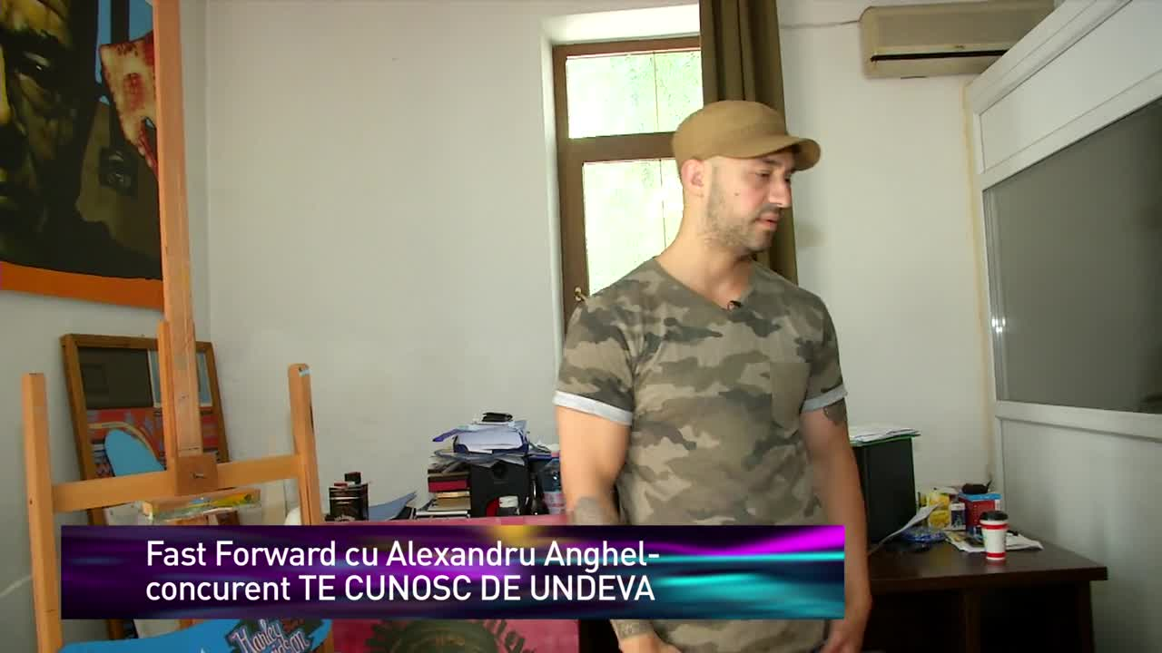 FAST FORWARD cu Alexandru Anghel