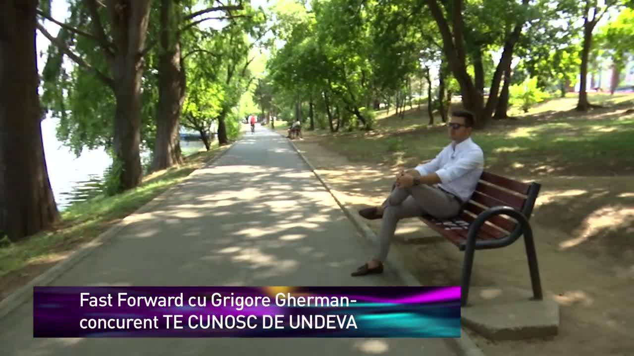 FAST FORWARD cu Grigore Gherman