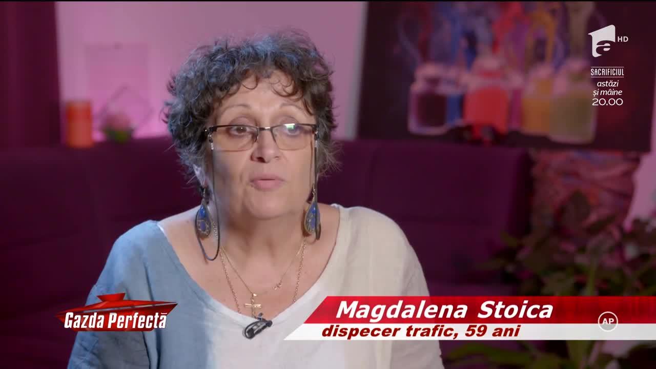 Gazda Perfectă. Degustarea preparatelor pregătite de Magdalena Stoica. Cine nu mănâncă legumele congelate