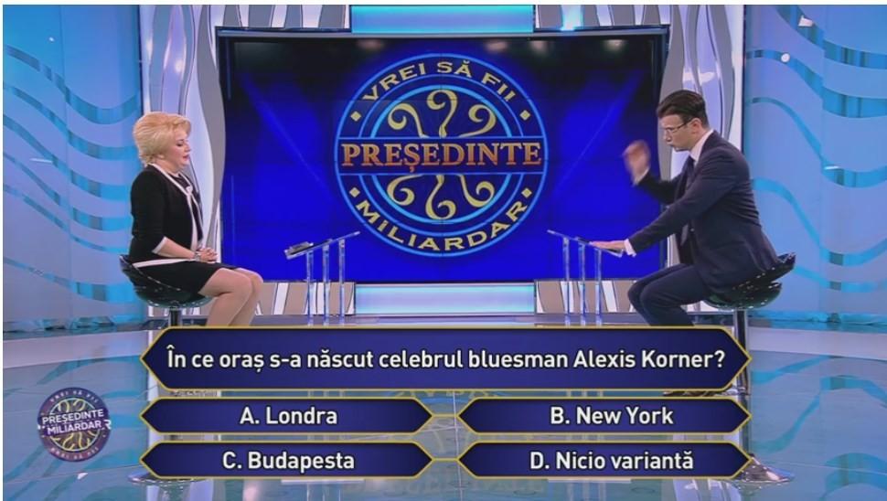 Vrei să fii președinte miliardar? Ce răspunsuri au dat Viorica Dăncilă, Klaus Iohannis, Dan Barna și Mircea Diaconu