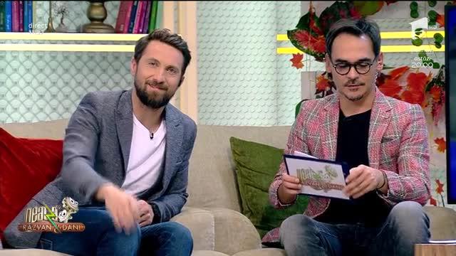 Neatza cu Razvan si Dani