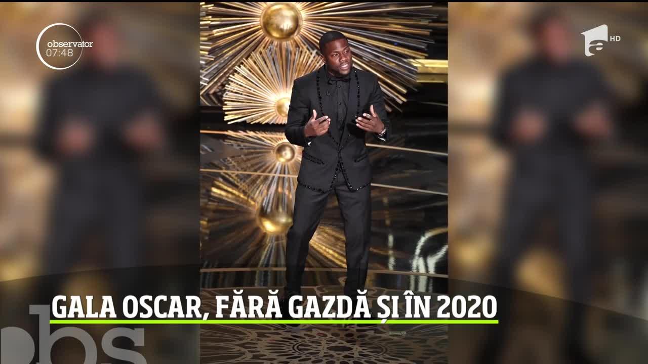Gala Oscar, fără gazdă și în 2020! Care este adevăratul motiv