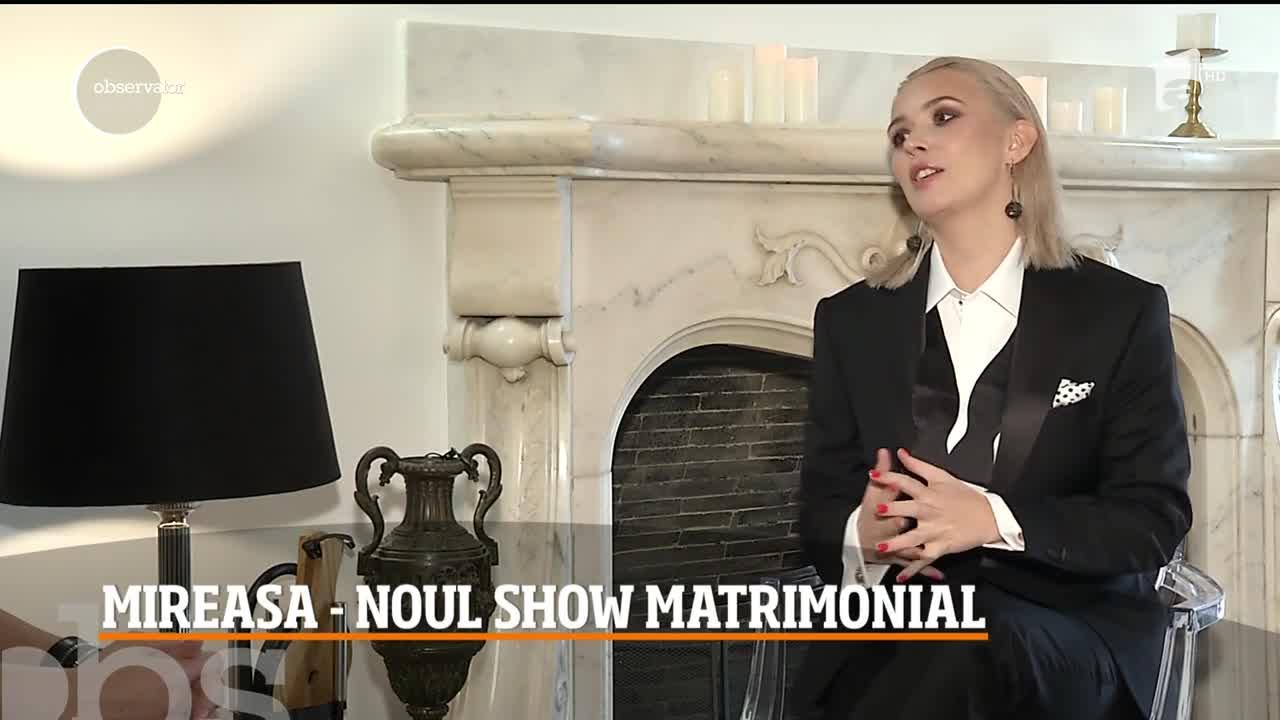 Vestea momentului pentru fani! Diana Dumitrescu, detalii incredibile despre emisiunea Mireasa, pe care o va prezenta la Antena 1