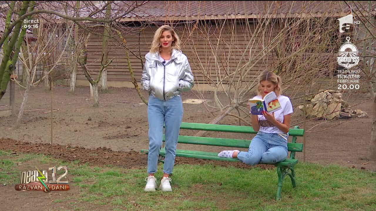 Înapoi în timp! Ce făcea Ramona în urmă cu 12 ani, atunci când se lansa Neatza cu Răzvan şi Dani la Antena 1