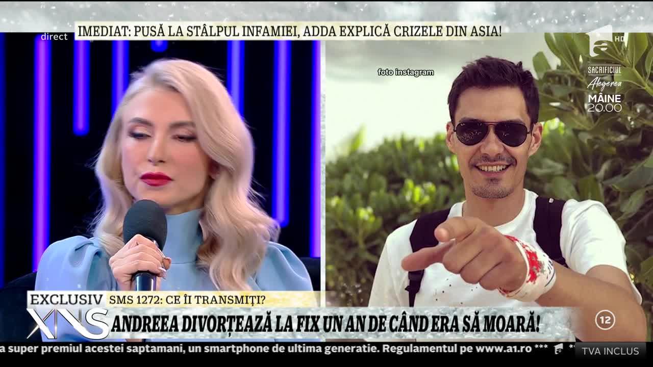 """Ce se întâmplă cu averea Andreei Bălan după divorț. Cântăreața a rupt tăcerea: """"Fiecare pleacă cu ce a venit!"""""""