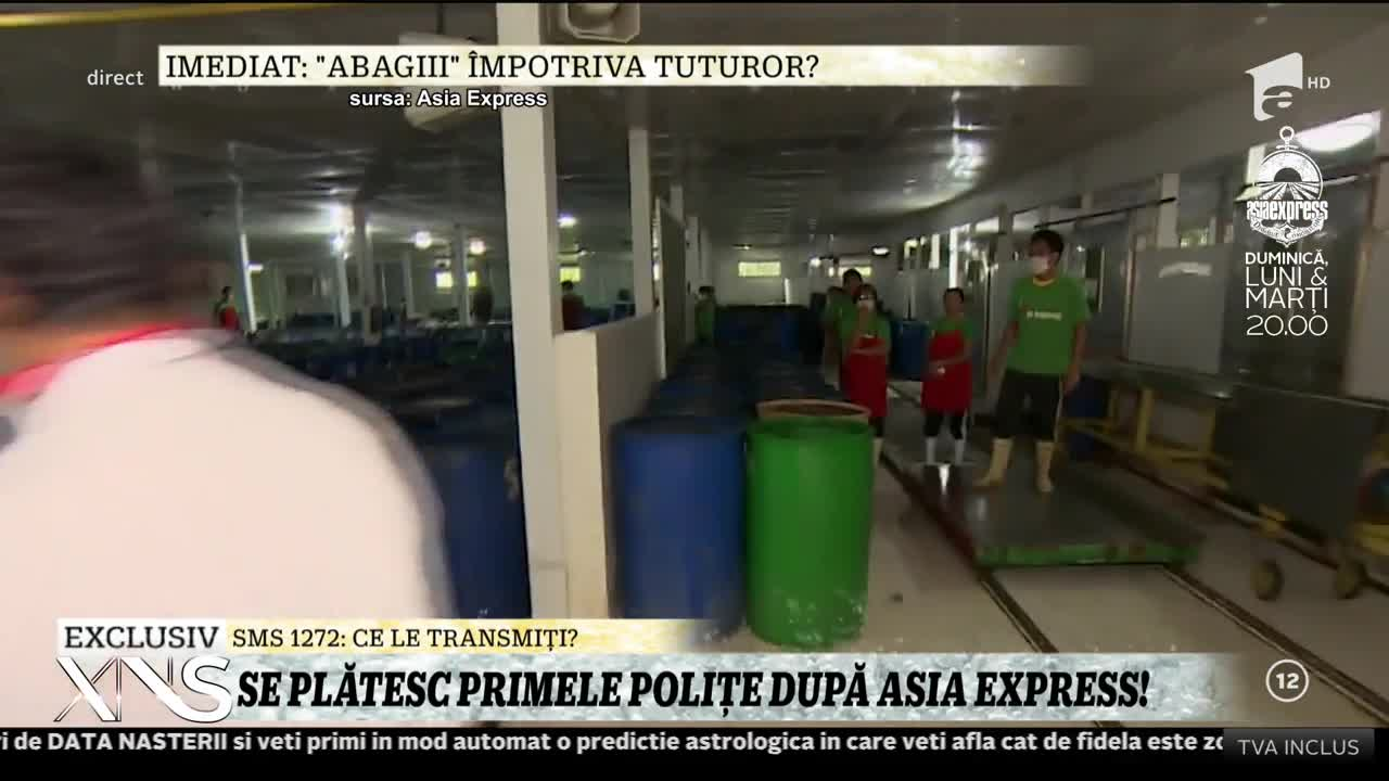 """Cum au comentat Radu Vlăduț și Alex Abagiu venirea lui Irinel Columbeanu la Asia Express: """"O mișcare inteligentă!"""""""