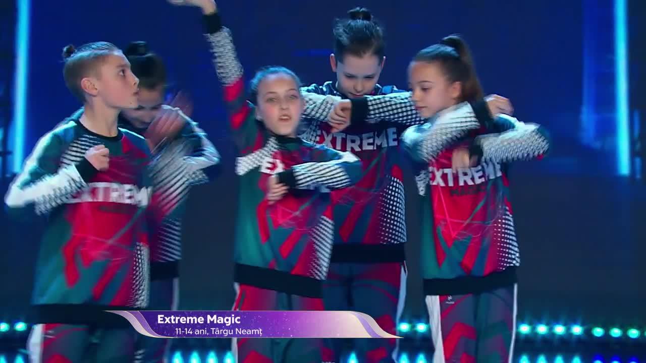 """Mamă, mamă, ce mișcări! Băieții de la Extreme Magic i-au dat gata pe jurații de la Next Star: """"Au fost magici!"""""""