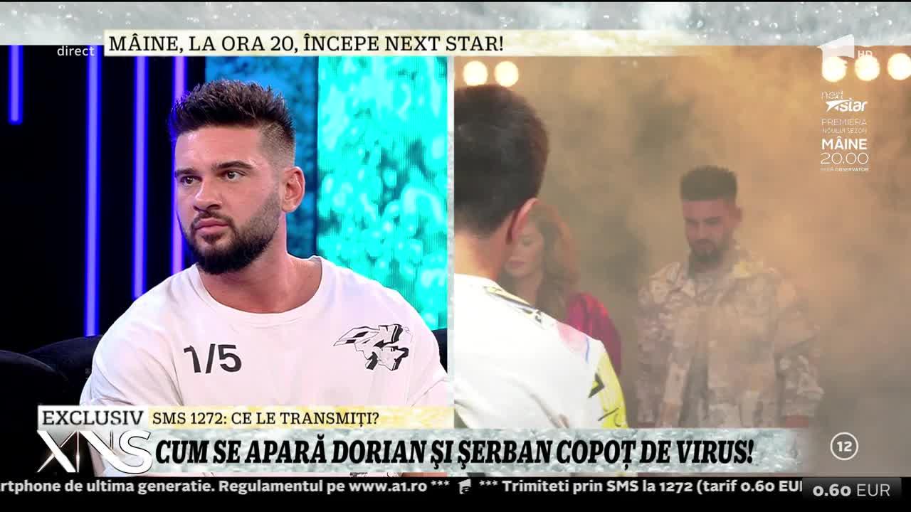 """Dorian Popa: """"În noul sezon de Next Star se va vota cu DA sau NU"""""""