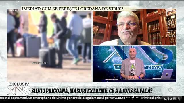 Silviu Prigoană, măsuri extreme împotriva coronavirusului! Ce a ajuns să facă omul de afaceri