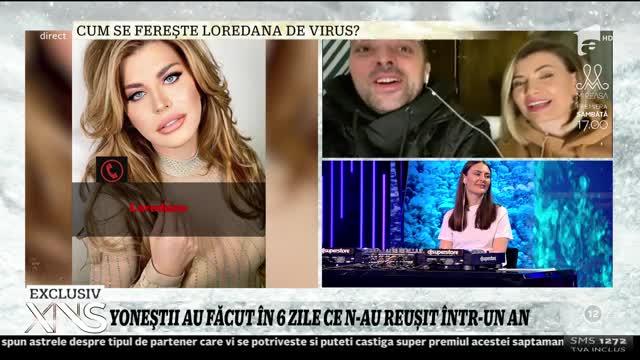 Cum se ferește Loredana Groza de coronavirus: Românii să stea în casă, e cea mai bună metodă de a preveni și de a ne vindeca