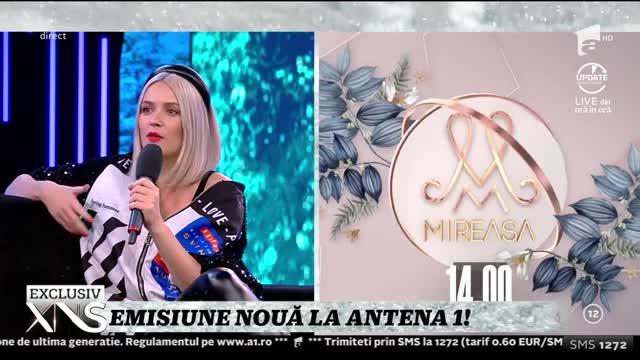Mireasa, emisiune nouă la Antena 1! Diana Dumitrescu: Băieții și fetele vor sta în aceeași casă