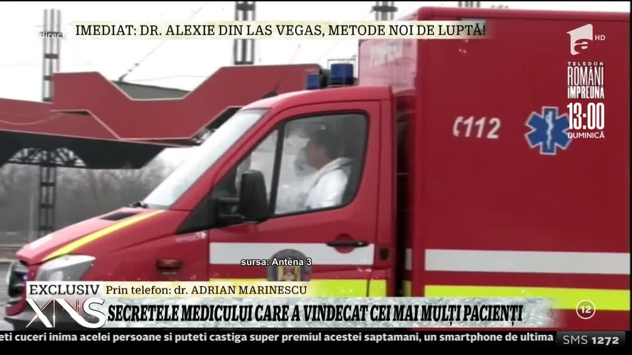 """Avertismentul doctorului Adrian Marinescu: """"Italia sau Spania pot fi nişte scenarii posibile pentru români, dacă nu respectă regulile!"""""""