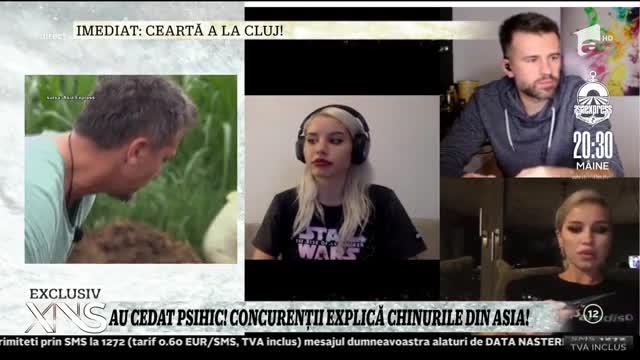 """Alina Ceușan și Carmen Grebenișan au rupt tăcerea! Ce le-a supărat la Asia Express: """"Nu s-a văzut asta pe TV"""""""