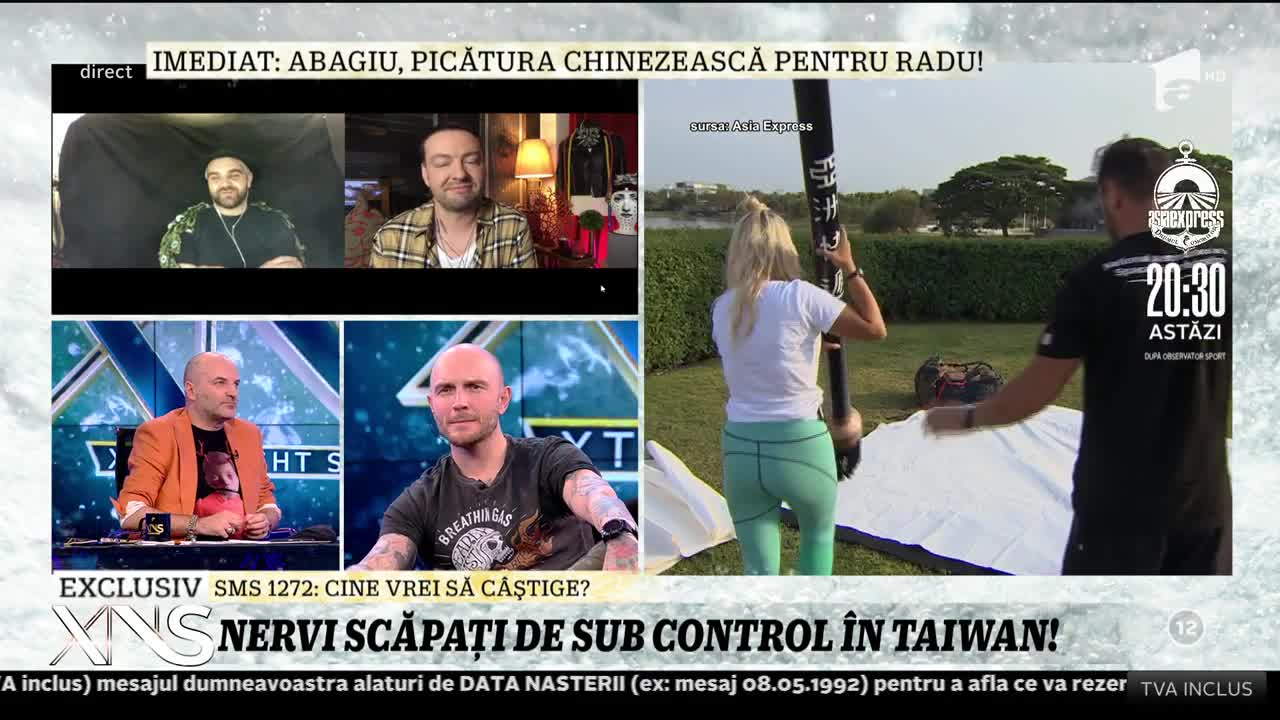"""Alex Abagiu a dat cărțile pe față, în direct! Motivul real din spatele conflictului cu Radu Vlăduț, în """"Asia Express"""", sezonul 3. """"Eram nervos pe mine, iar la el mă supăra un lucru!"""" VIDEO"""