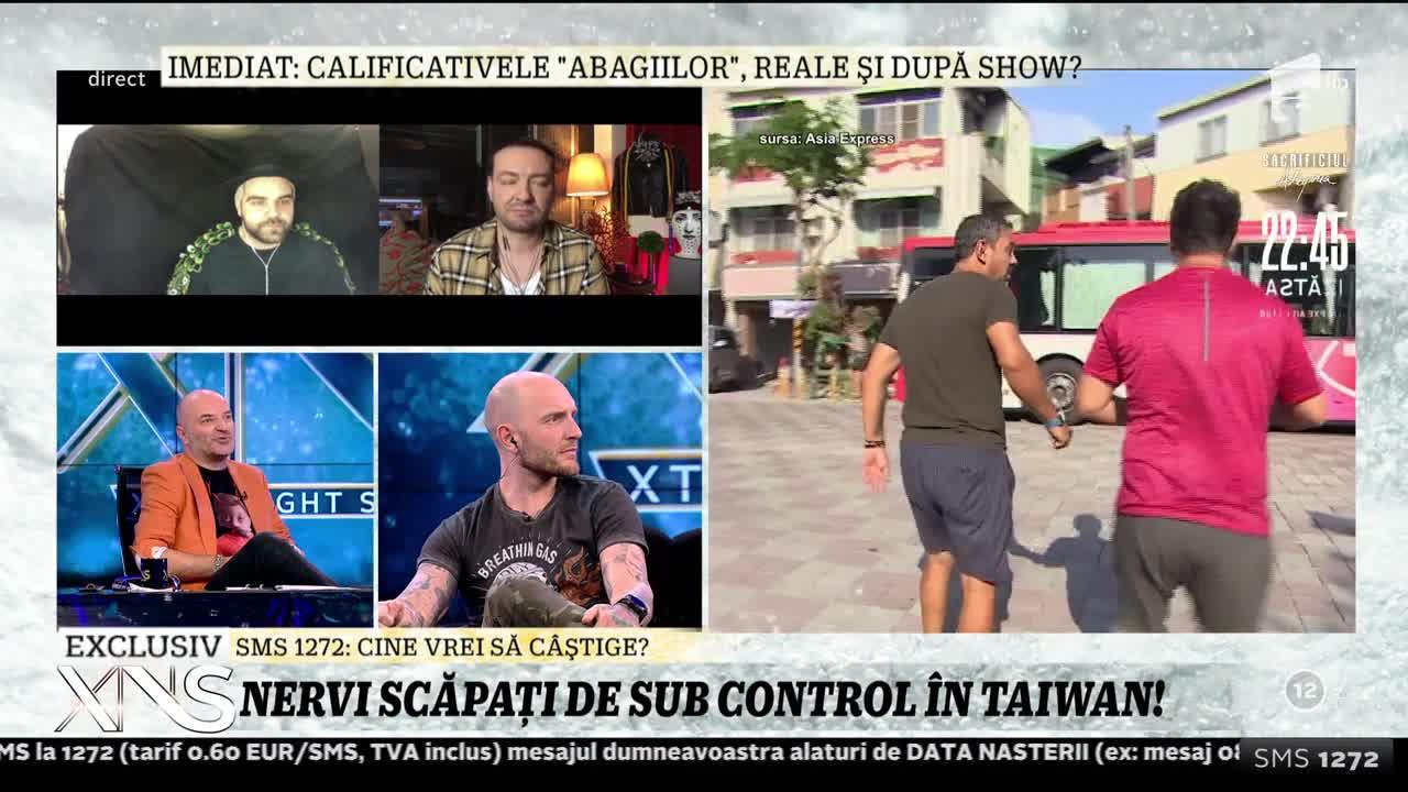 """Alex Abagiu, dezvăluire emoționantă despre părinții lui! """"Sunt foarte în vârstă. A fost bizar pentru ei să aibă un copil ca mine. A meritat să merg în Asia Express doar pentru mesajul lor!"""" VIDEO"""