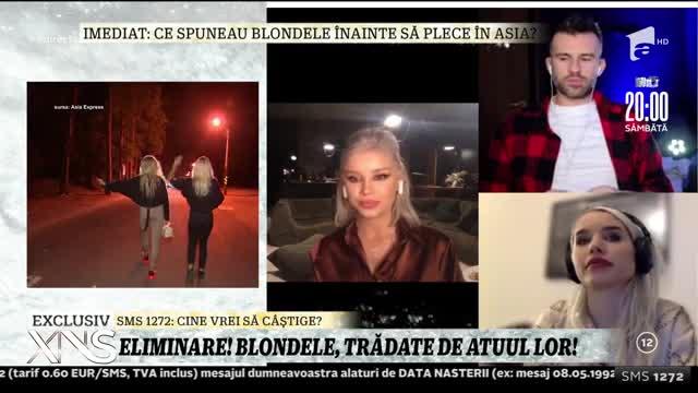 """Alina Ceuşan şi Carmen Grebenişan, primele declarații, după eliminarea din """"Asia Express"""". Care a fost adevăratul motivpentru care au părăsit competiția. """"Am avut un mare ghinion"""" - VIDEO"""