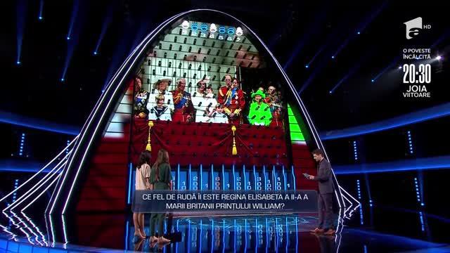 """Sidonia şi Claudia au început bine la prima probă - """"Cădere liberă"""" - 3.013 RON"""