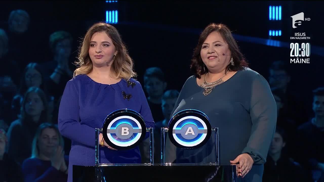"""Carmen și Sabina Zaharescu, mamă și fiică, luptă la """"The Wall-Marele Zid"""" pentru a-i oferi lui Carmen o operație de micșorare a stomacului"""
