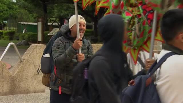 """Au scos la plimbare dragonul! Concurenții de la Asia Express s-au distrat pe cinste: """"Îmi exploda stomacul de râs"""""""